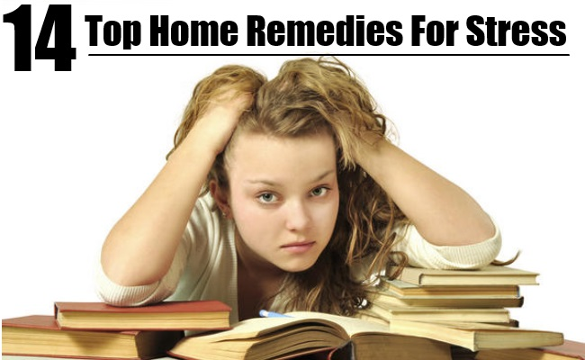 Top Home remedies For Stress