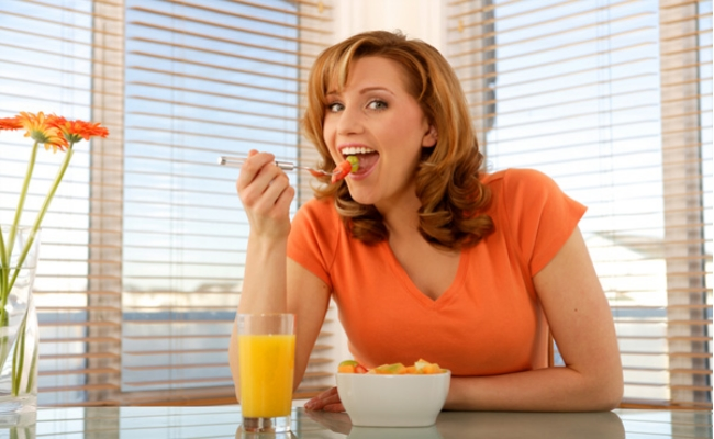 Have Fruits On Empty Stomach