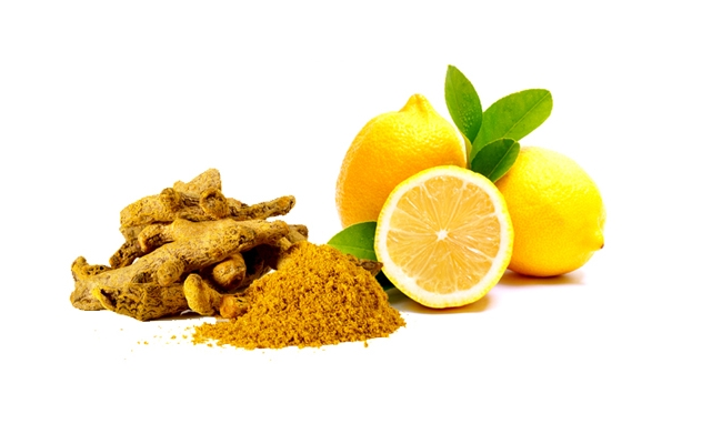 Lemon And Turmeric