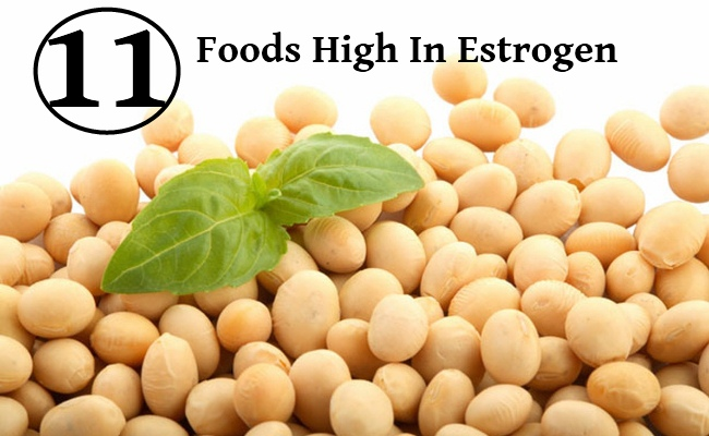 Top 11 Foods High In Estrogen