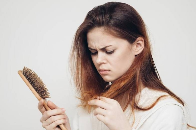 8 Acupressure Points To Treat Hair Fall