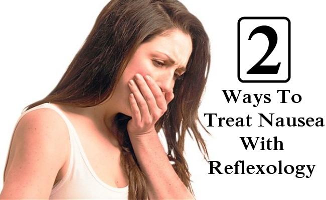 Nausea With Reflexology