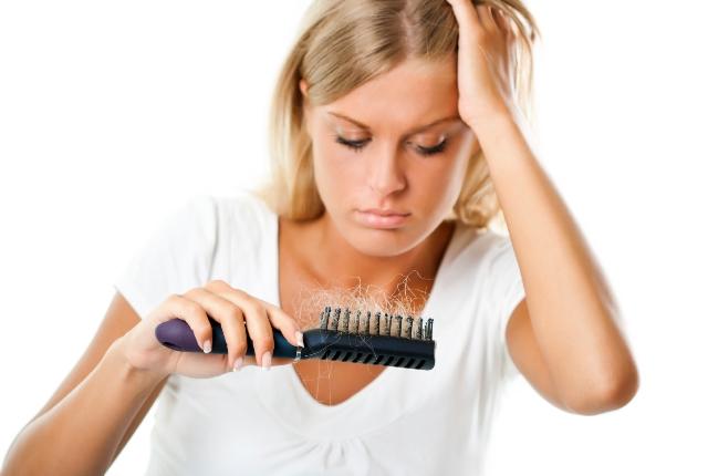 Controls Hair Loss