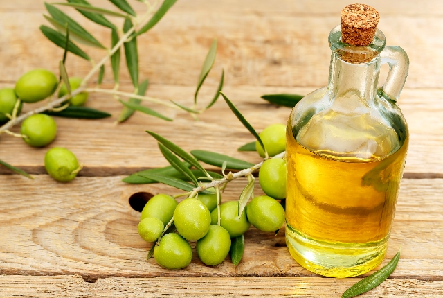 Use Healthy Oils In Cooking
