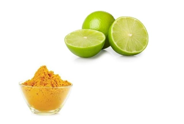 Turmeric And Lime