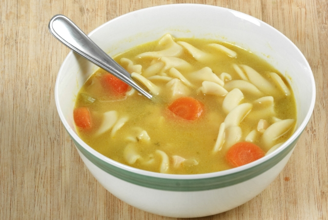 Chicken Soup For Cough And Cold