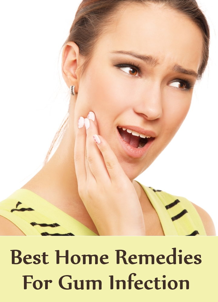 Best Home Remedies For Gum Infection