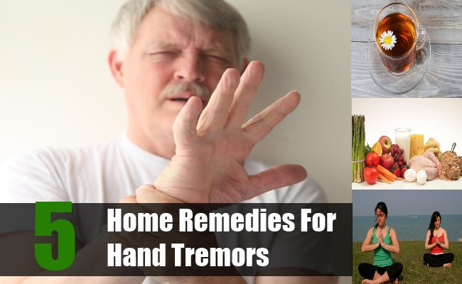 5 Best Home Remedies For Hand Tremors