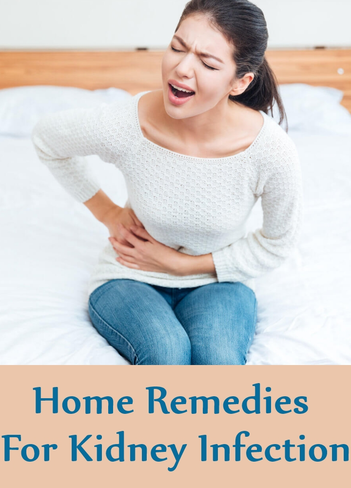Effective Home Remedies For Kidney Infection
