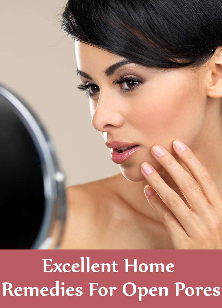 Excellent Home Remedies For Open Pores