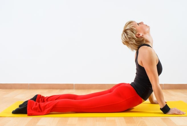 Yoga For Breast Lifts