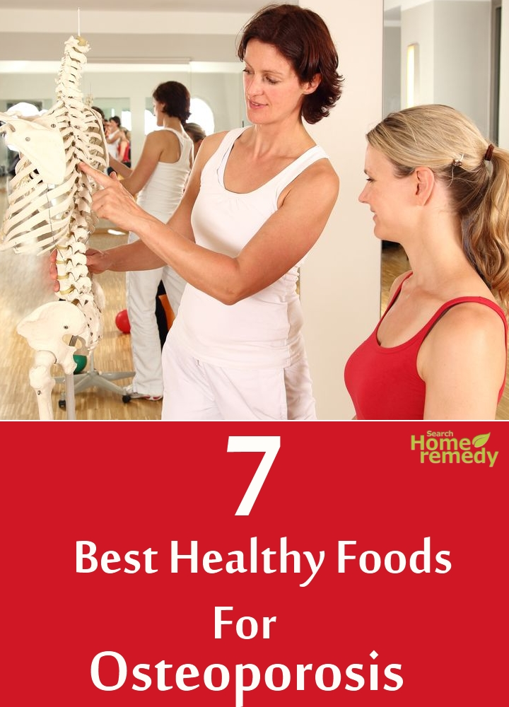 Best Healthy Foods For Osteoporosis