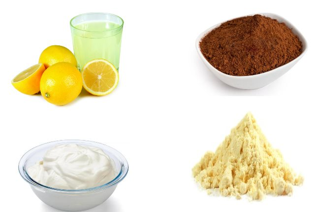 Cocoa and Gram Flour Mask for Oily Skin