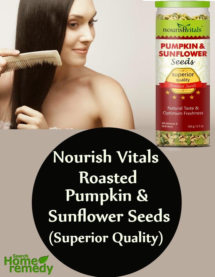 Nourish Vitals Roasted Pumpkin & Sunflower Seeds