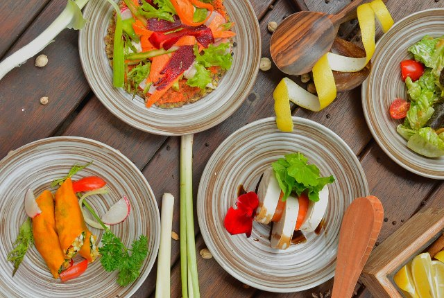 Raw Food Keeps Toxins At Bay