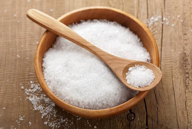Sea Salt Strengthening Remedy