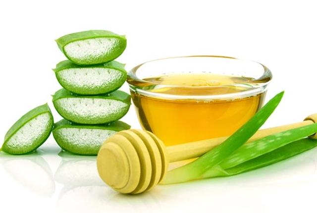 Aloe Vera Gel, Castor Oil Gel