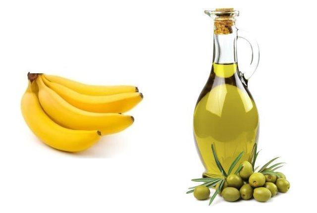 Banana Olive Oil