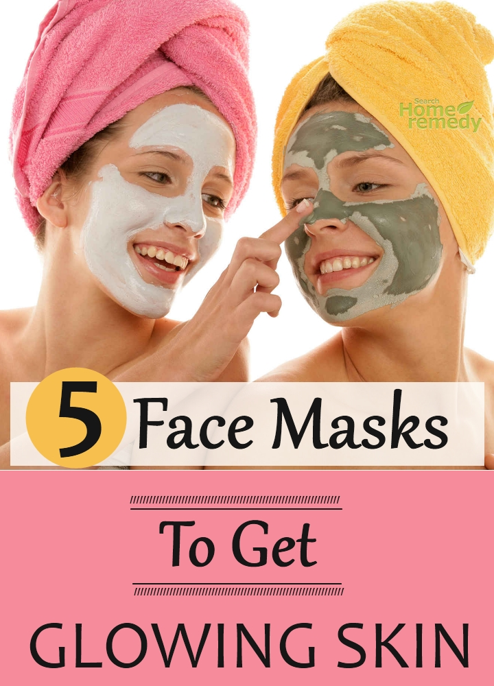 Best Ever Face Masks For How To Get Glowing Skin