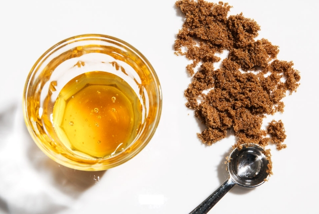 Coffee And Honey Beauty Recipe