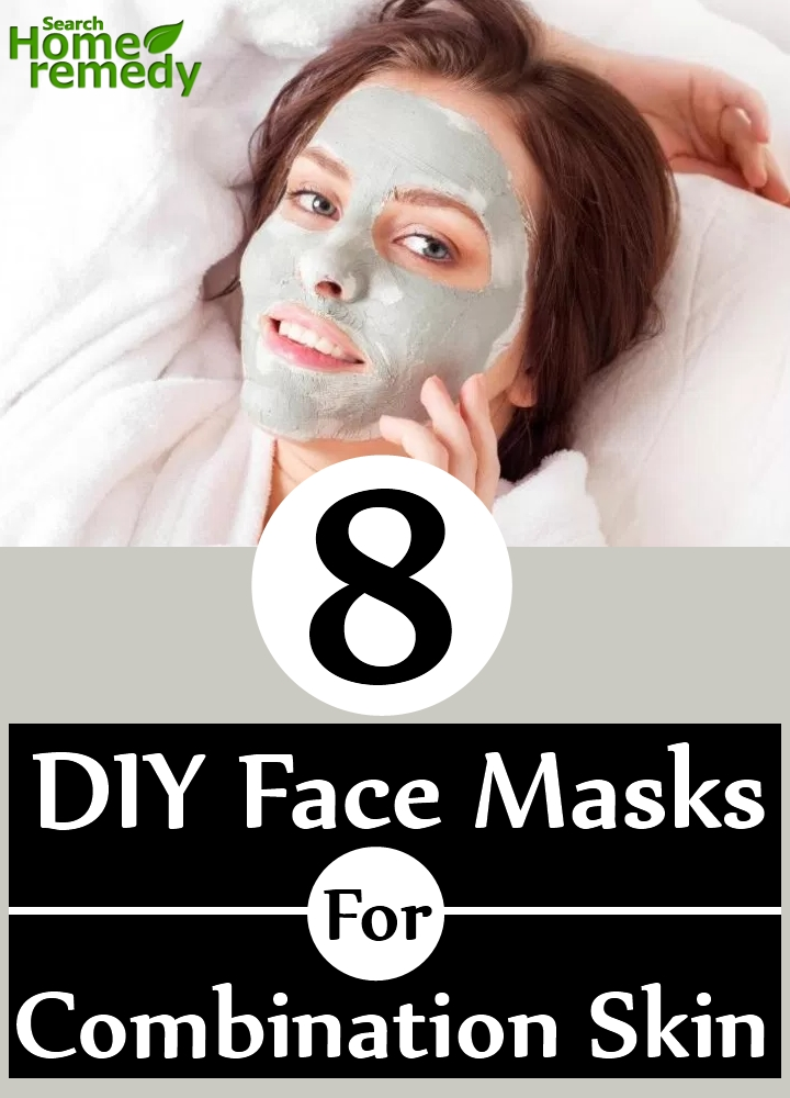 DIY Face Masks For Combination Skin