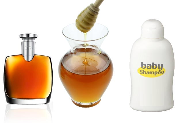 Honey And Cognac Shampoo For Normal Hair
