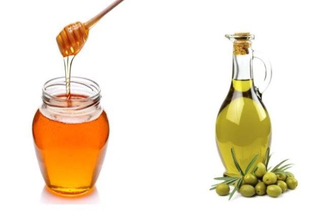 Honey Olive Oil Mask
