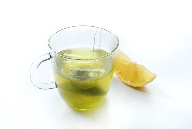Lemon Juice With Green Tea Toner
