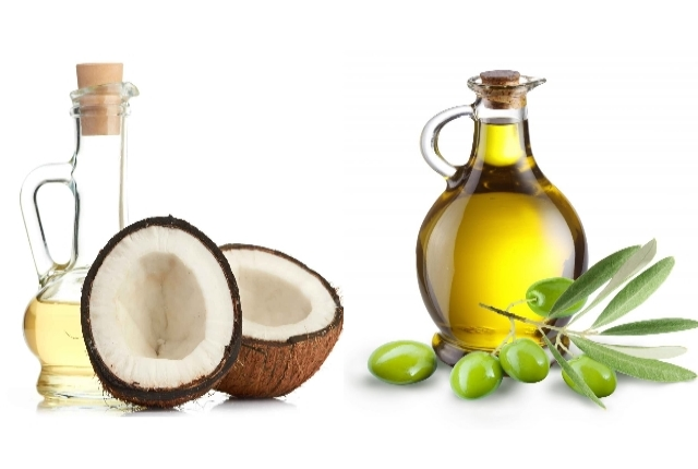 Olive Oil with Coconut Oil
