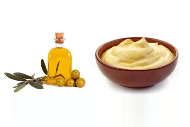 Olive Oil with Mayonnaise