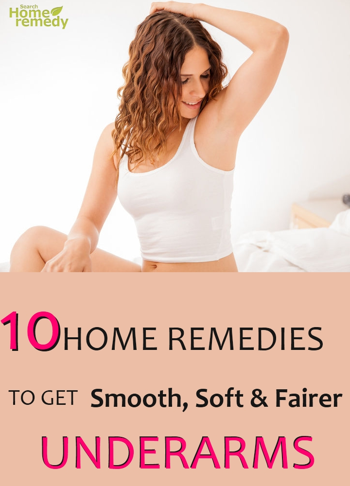 Smooth, Soft And Fairer Underarms
