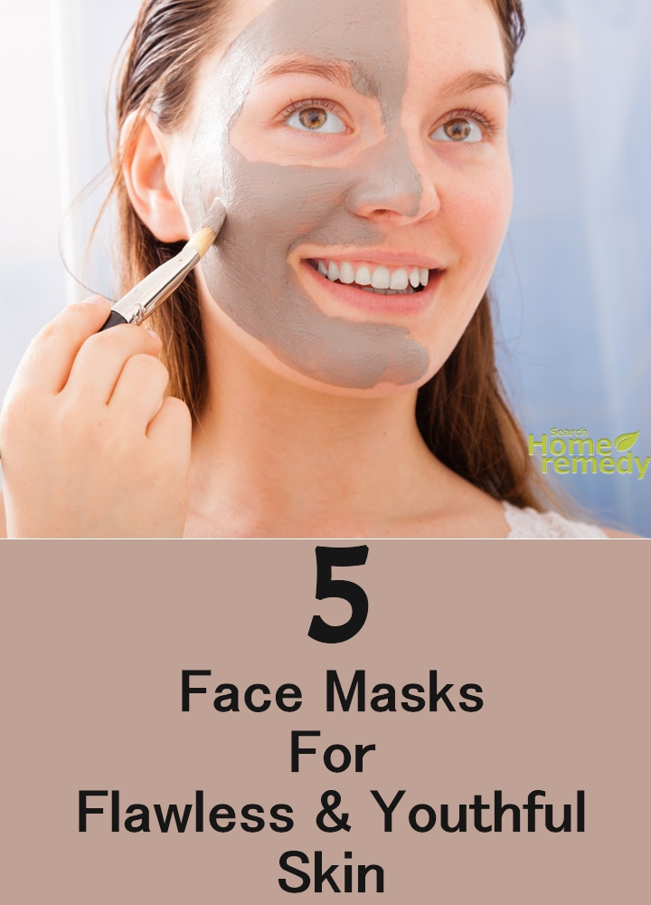 Superb Face Masks For Flawless And Youthful Skin