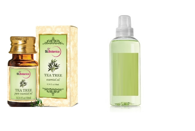 Tea Tree Oil And Green Tea Toner