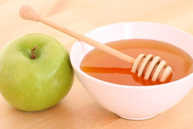 Use Honey With Apple
