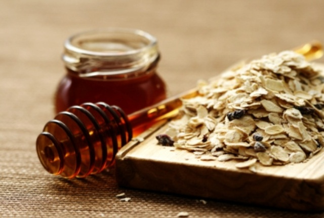 Use Oatmeal With Honey