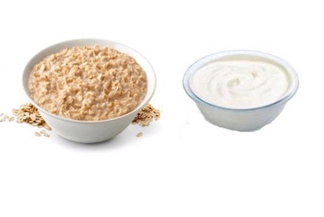 Use Oatmeal With Yogurt