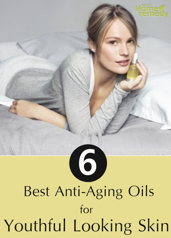 Anti-Aging Oils For Youthful Looking Skin