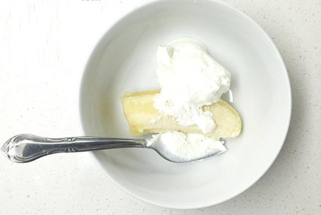 Banana And Yogurt Face Mask