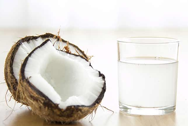 Coconut Water Mask