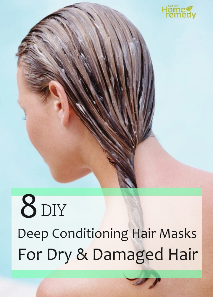 Deep Conditioning Hair Masks For Dry And Damaged Hair