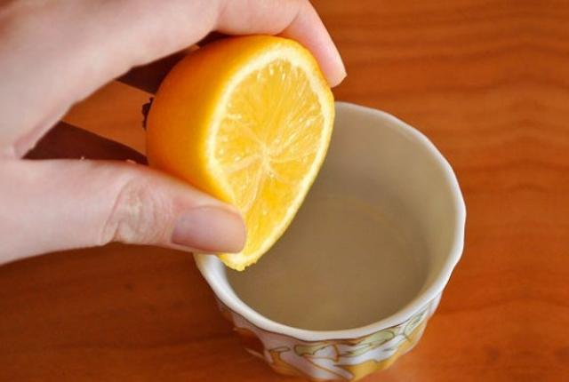 Glycerin And Lemon