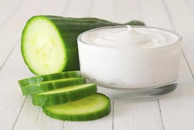 Milk And Cucumber