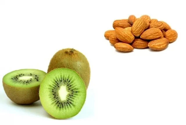 Almond And Kiwi Mask
