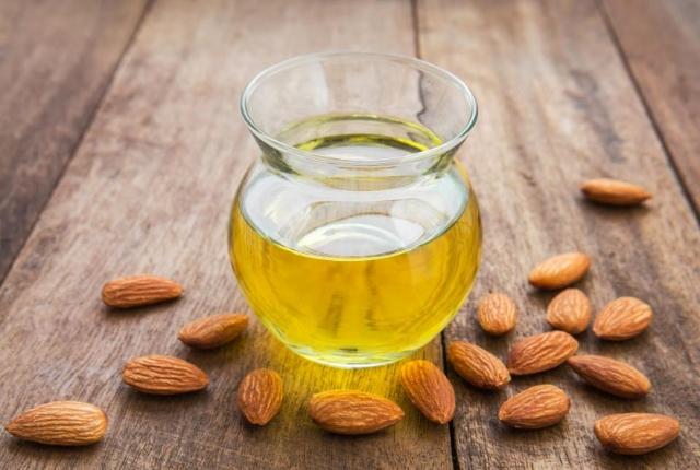 Almond Oil for Moisture