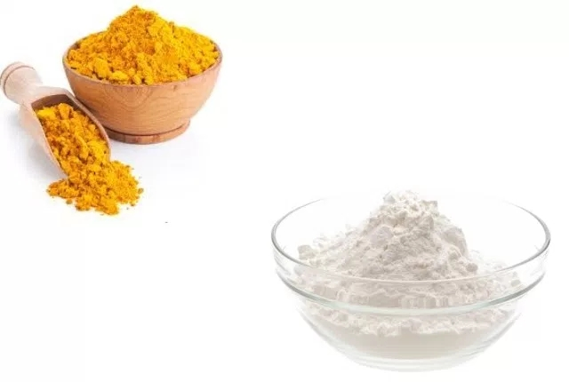 Baking Soda and Turmeric