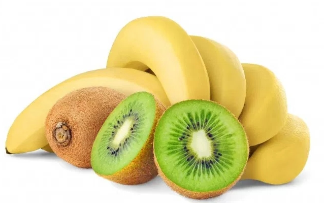Banana And Kiwi Mask