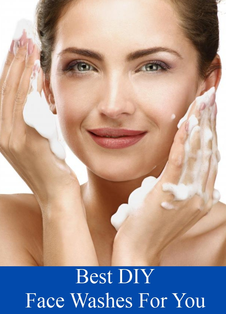 Best DIY Face Washes For You
