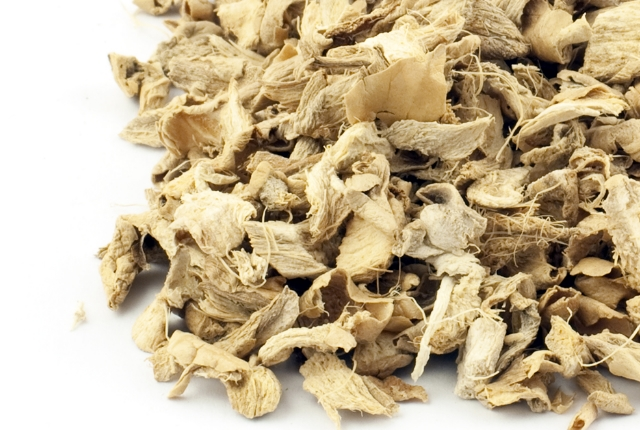 Dry Ginger Root