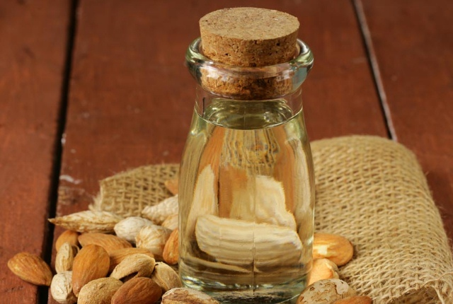 Glycerin With Almond Oil Massage