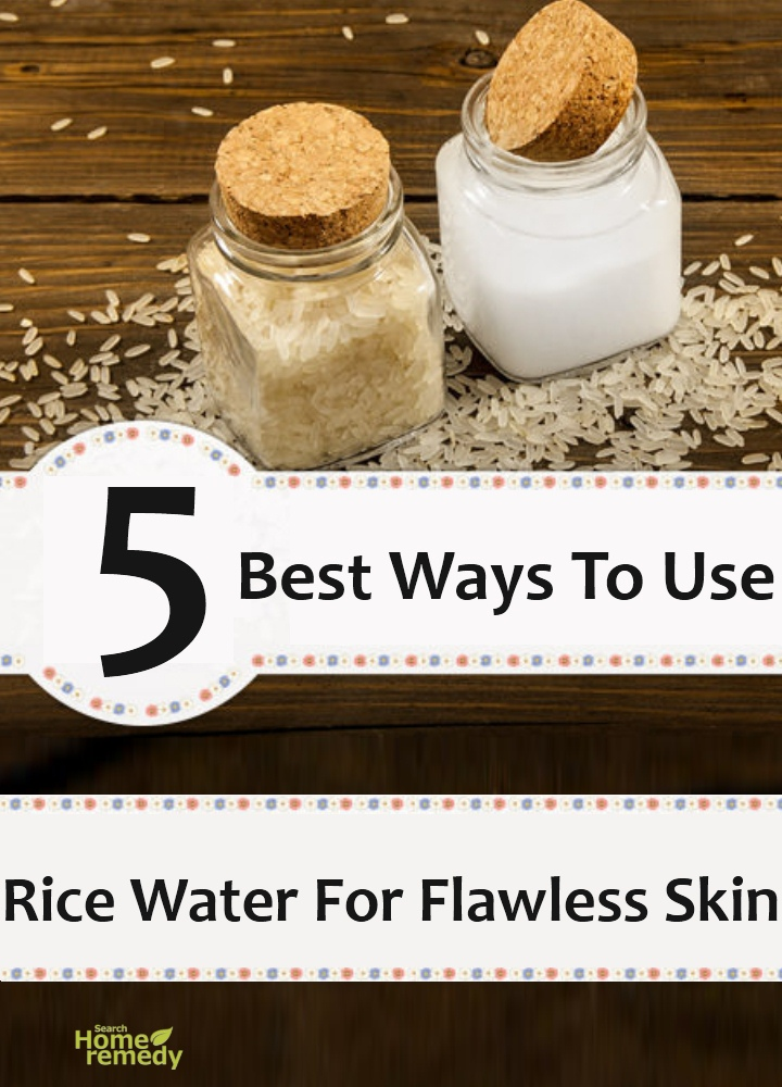 Rice Water For Flawless Skin